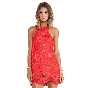 Lovers + Friends Red Dress!